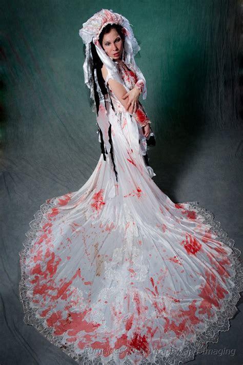 Zombie wedding dress   Luxury Brides
