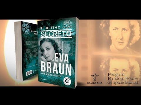Book trailer de El último secreto de Eva Braun