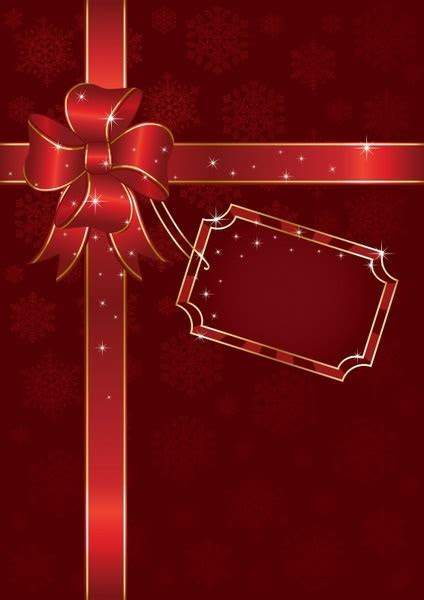 Festive background vector packaging Free vector in Adobe