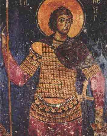 Saint Nestor de Pamphylie, Evêque de Magydos, en Pamphylie, martyr († 251)
