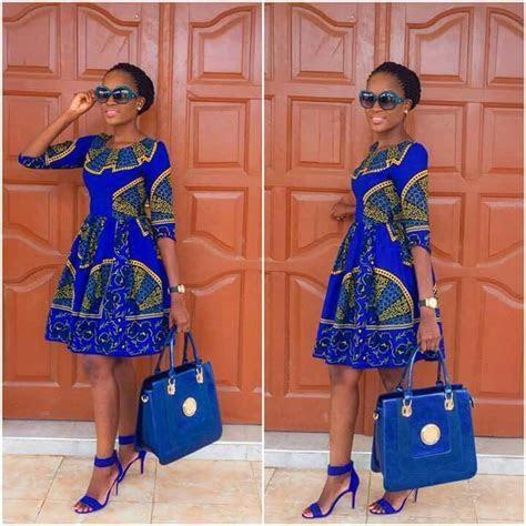 Kitenge Dresses for Young Girls 30 Cute Kitenge Ankara Dresses