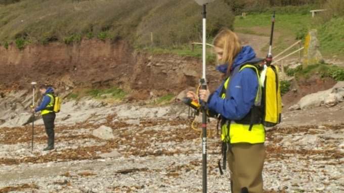 Scientists from the University of Plymouth are monitoring more than 12,000 miles of coast