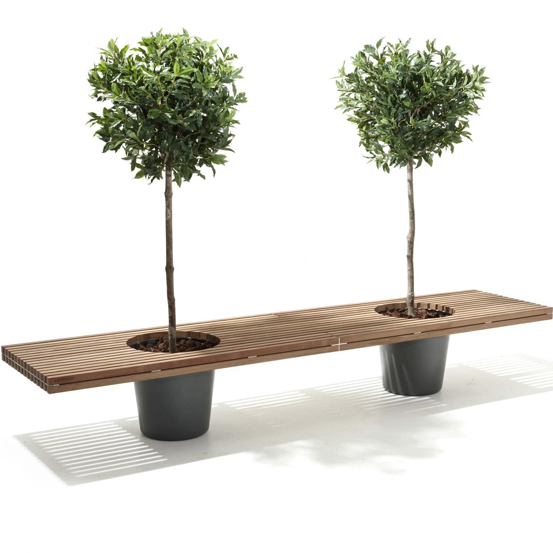 pergola con jardin. Black Bedroom Furniture Sets. Home Design Ideas