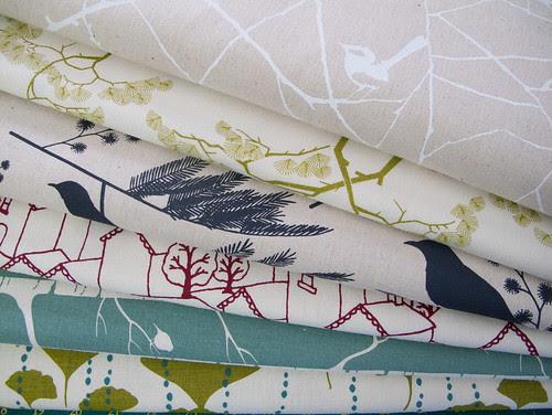 fabrics for Utopian Creations