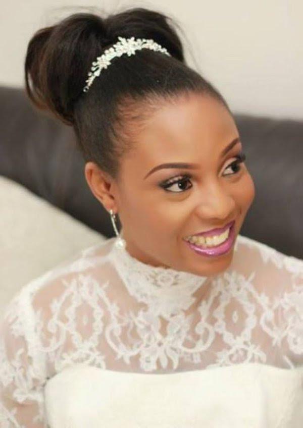 Wedding Hairstyles Best Nigerian Wedding Hairstyles