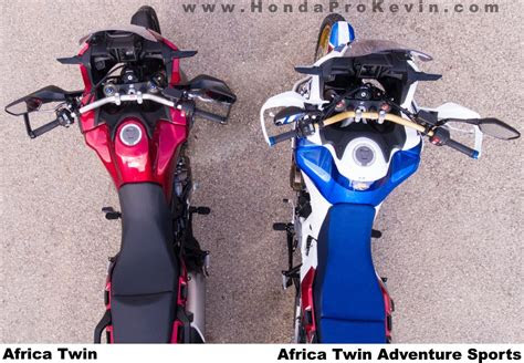 africa twin adventure sports oem  honda pro kevin
