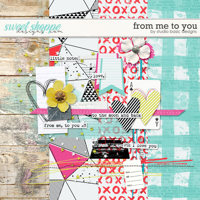 From Me To You by Studio Basic