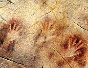 Pitture rupestri nella grotta El Castillo, in Spagna (Ap)