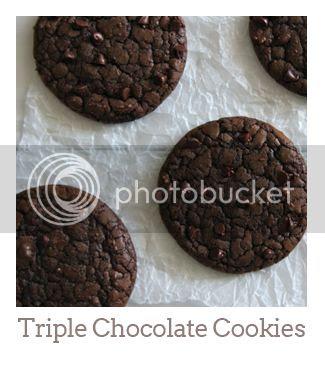 """""""Triple Chocolate Cookies"""""""