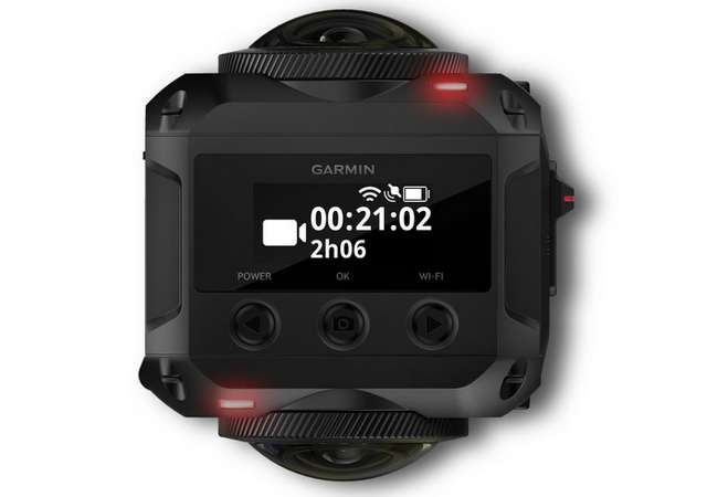 Garmin-VIRB-360-display