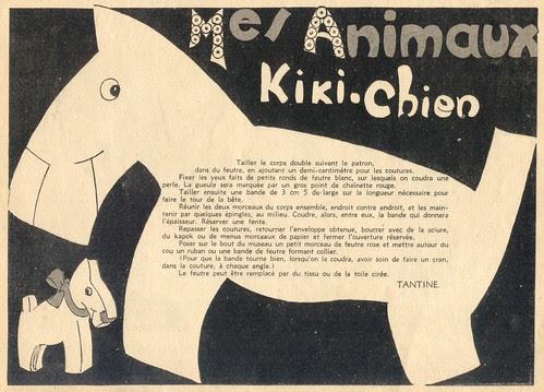 kiki le chien