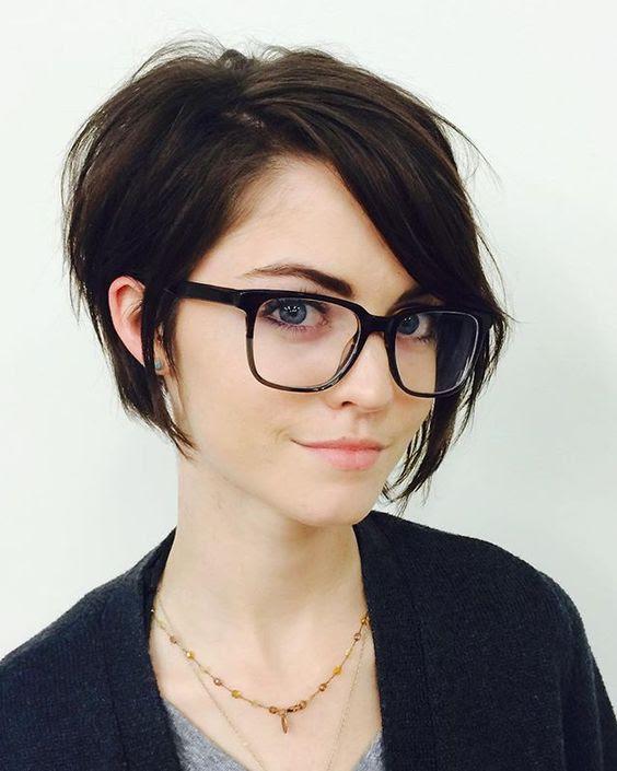 15 Chic Short Pixie Haarschnitte Für Feines Haar Easy Short
