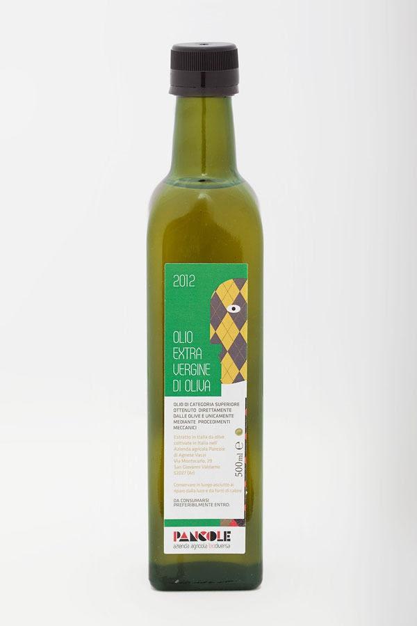 Pancole olio extravergine