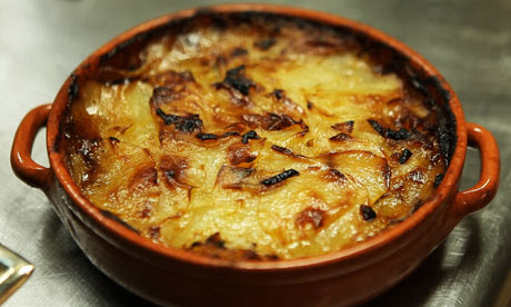 Angela Hartnett's potatoes boulangere