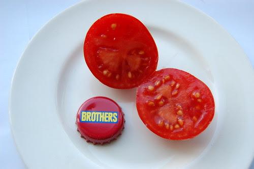 Pugliese Green tomato