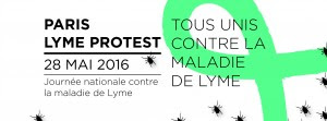 Lyme Protest Paris