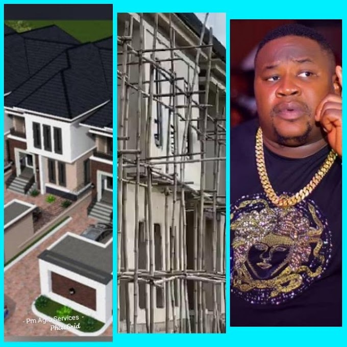 Celebrity Bar Man Cubana Chief Show off his 5 Luxury Expensive Duplex