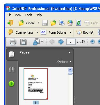 Solid Documents Blog: CutePDF Professional vs. Solid PDF ...  Solid Documents...