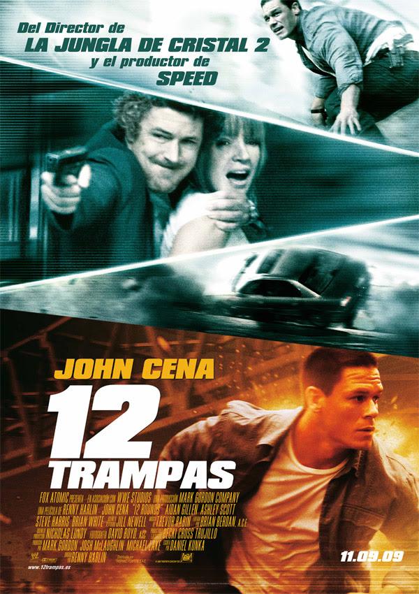12 trampas (Renny Harlin, 2.009)