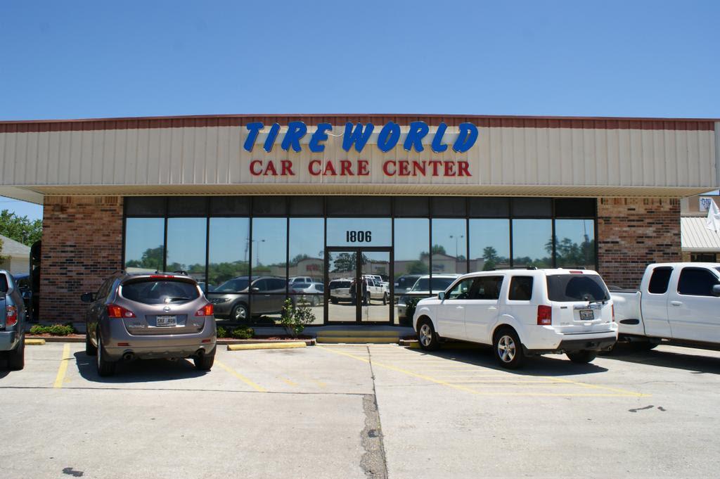 Tire World Car Care Center Mandeville La