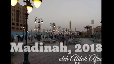 Kenangan Di Madinah dan Masjid Nabawi, 8 Hari Menikmati Kesyahduan di Kota Nabi