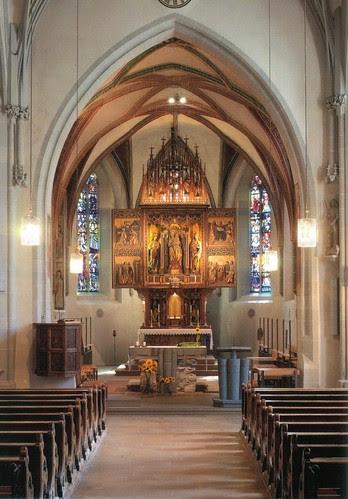 Pfarrkirche St. Oswald, Seefeld, Tirol