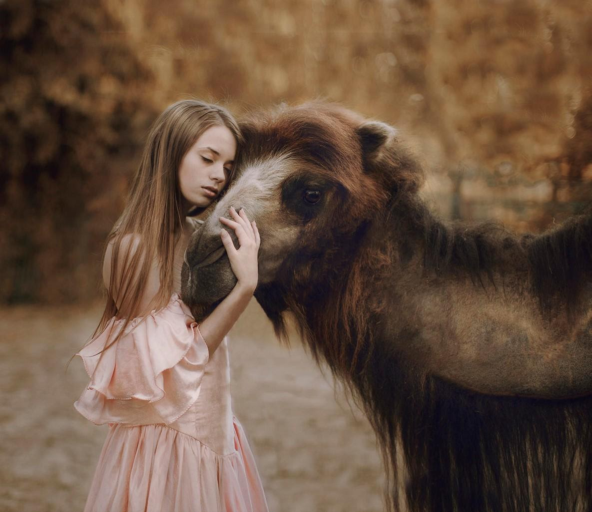 Mystical power of photos of Katerina Plotnikova
