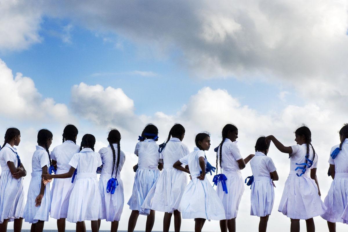 Como são os uniformes escolares em alguns países ao redor do mundo 16