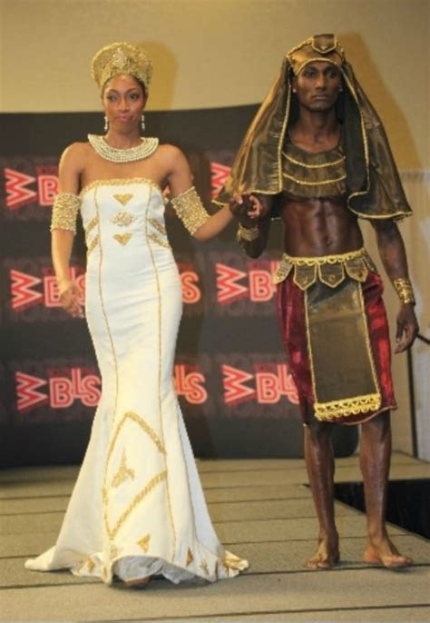 Representing Egyptian Queen Cleopatra VII and Pharoah