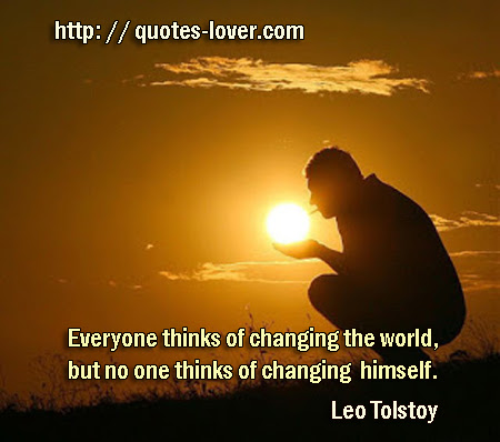 Quotes About Changing The World 285 Quotes