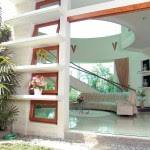 Artistic Courtyard House Design Inspiration