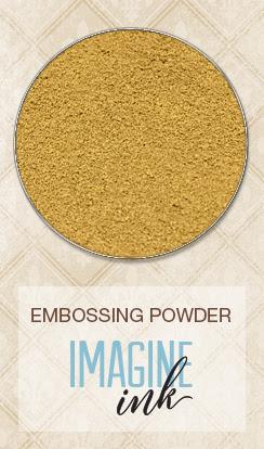 Embossing Powder - Auburn