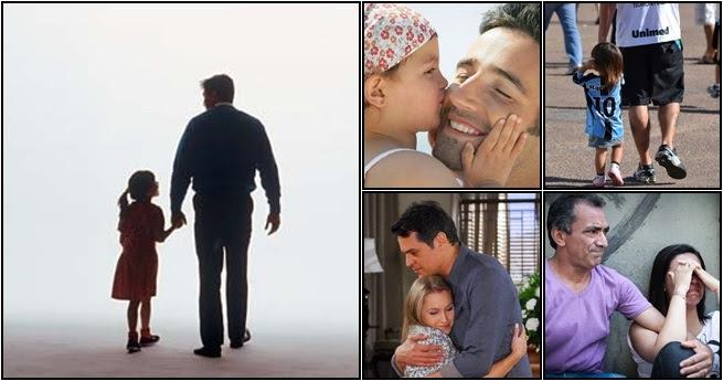 paternidade filha amor cidadania respeito
