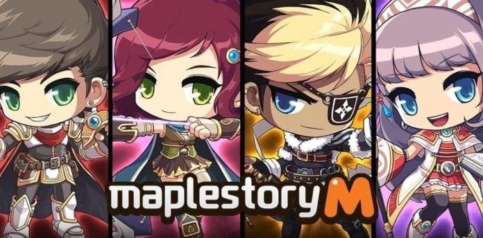 MapleStory Mcon ilimitado puntos