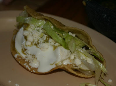El Moctezuma #3 - Taco