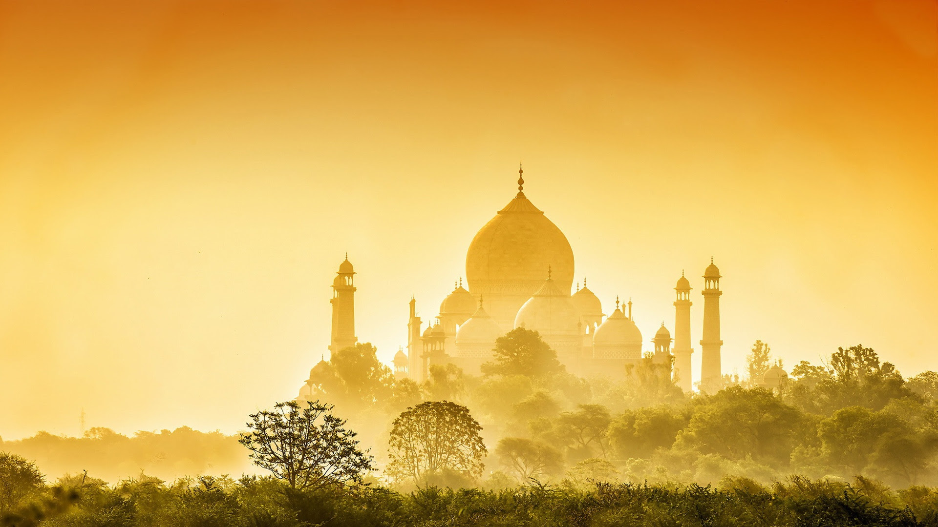 Wallpaper Beautiful Full Hd Taj Mahal