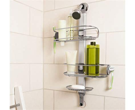 bathroom simplehuman adjustable stainless steel shower