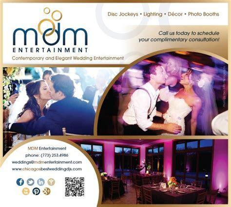 Wedding DJ and Event Company Marketing Materials