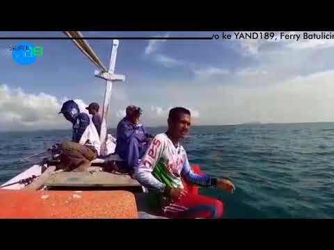 Mancing di Pulau Birah Birahan