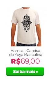 Hamsa - Camisa de Yoga Masculina
