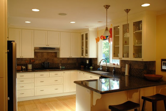 Best off-white/cream color for kitchen? - Houzz