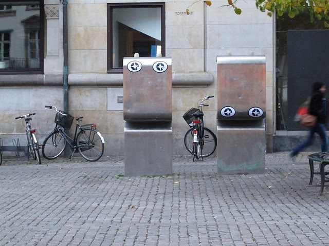 Friendly public telephone booths
