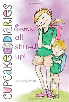 Cupcake Diaries Vol. 7 . Emma all stirred up!!