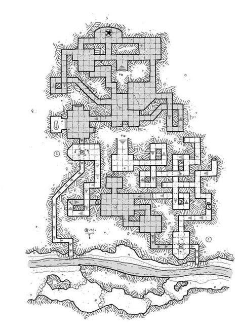 1221 best images about Dungeons maps on Pinterest