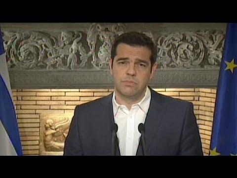Griechenland-Krise: Tsipras kündigt Referendum an