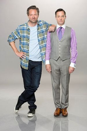The Odd Couple - Matthew Perry and Thomas Lennon