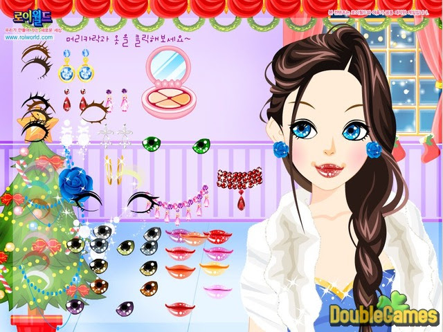 Dressup And Makeup Games Online