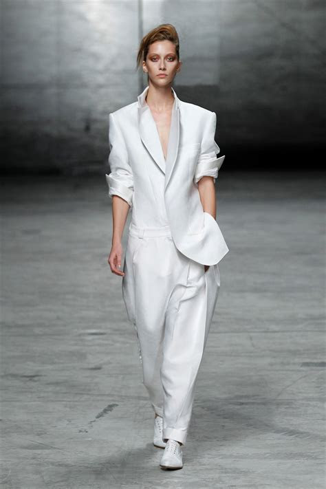 common  attractive wear  white suits