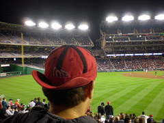 Nats Park Rally Cap