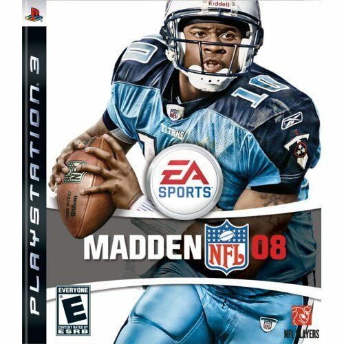 Madden NFL 08 For PS3 Football For PlayStation 3 Very Good 4E 14633154283  eBay